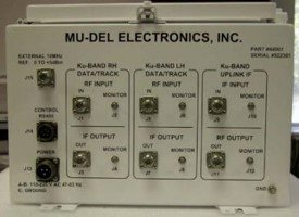 Mu-Del Frequency Converter