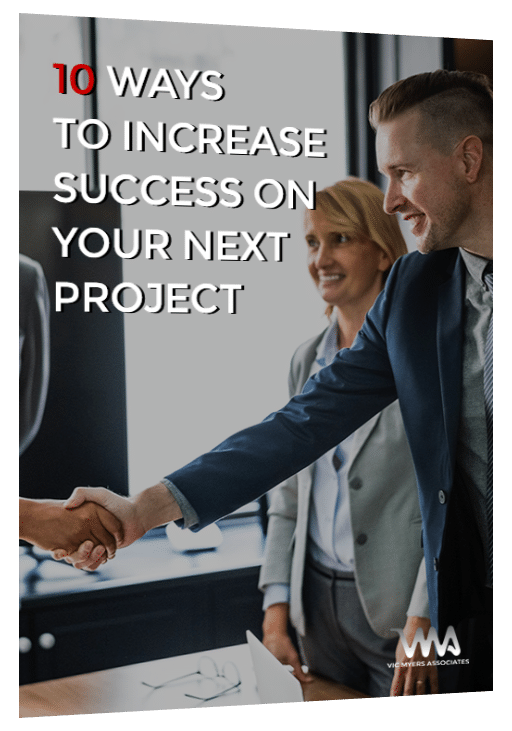 10 Ways To Increase Success On Your Next Project