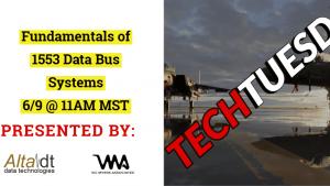 Tech Tuesday - Alta DT 1553 Data Bus Systems