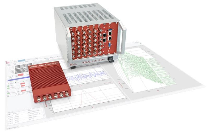 Data Physics 900 Series Analyzer & Controller