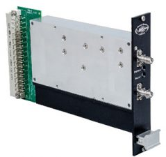 MP-RF Active and Passive Electrical Support Modules