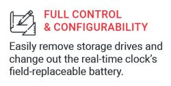 TAC give Full Control & Configurability